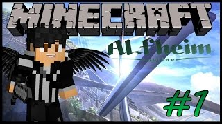 Minecraft: Sword Art Online - Alfheim Online Let's Play - Episode 1 Spriggan