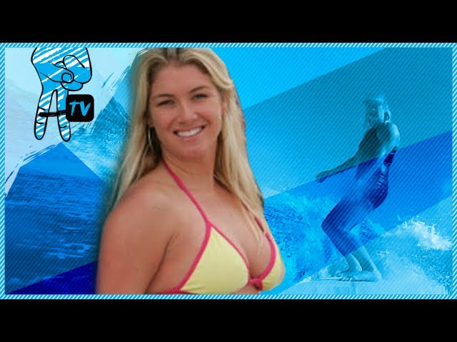 How to Surf with Pro Surfer Mary Osborne - How To Be Awesome Ep. 16