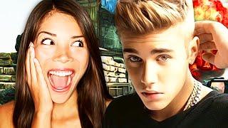Justin Bieber TROLLS on XBOX LIVE! (Funny Voice Trolling)
