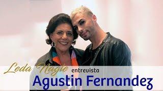 Empresário Agustin  Se prostituiu para sobreviver mas  não se vitimiza