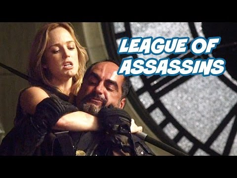 Arrow Season 2 Episode 5 Review - Talia Al Ghul Clues