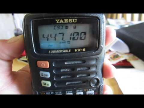 Yaesu VX-6R Review