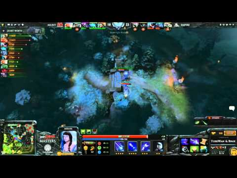 Moscow 5 Int vs Team Empire Game 2  joinDOTA Masters Semifinal  TobiWanDOTA braxlikesdota