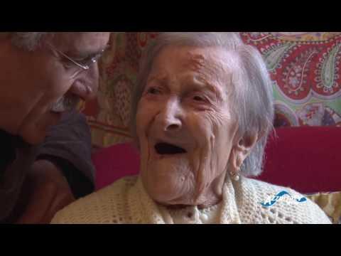 Emma Morano, la festa per i suoi 117 anni