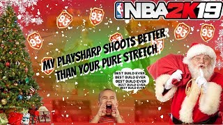 PLAYSHARP SHOOT BETTER THAN A PURE STRETCH 🤫😱 TRASH TALKER  TALK  ABOUT TFK🤬 CHRISTMAS  SPECIAL
