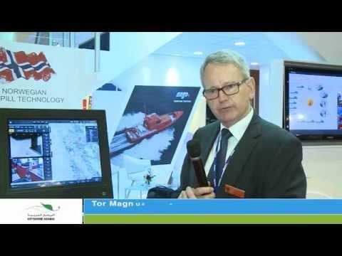Tor Magnus Økstad interview at Offshore Arabia 2014
