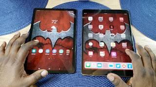 "Samsung Galaxy Tab S5e vs Apple iPad Pro 10.5"" Apps Opening Comparison"