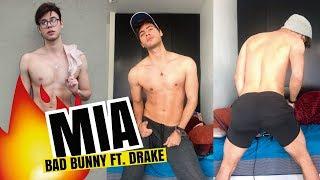 Bad Bunny Feat Drake Mia Dance Mix Mis Mejores Bailes Panagiotios