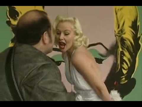 HQ Edition Sexy Hollywood Star Melita Morgan in Hot Music Video Sha Na Na