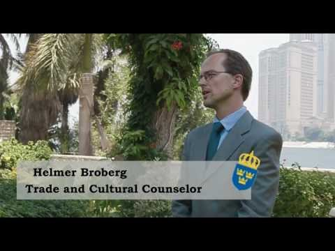Sharing Sweden with the World - National day in Cairo