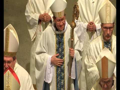 Lourdes : 11 février 2019 - La messe internationale de la fête de Notre-Dame de Lourdes