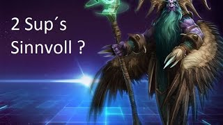 Heroes of the Storm 2.0 Malfurion, 2 Sup´s geht das gut ?! [Deutsch]