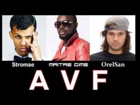 Stromae- AVF (Maître Gims et Orelsan)