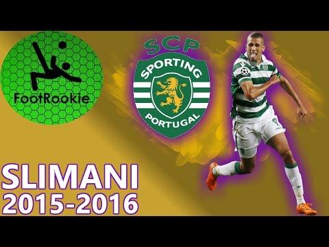 Islam Slimani • 2015-2016 • All 27 League Goals
