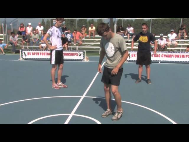 2009 US Open Footbag Championships Circle Semi Finals
