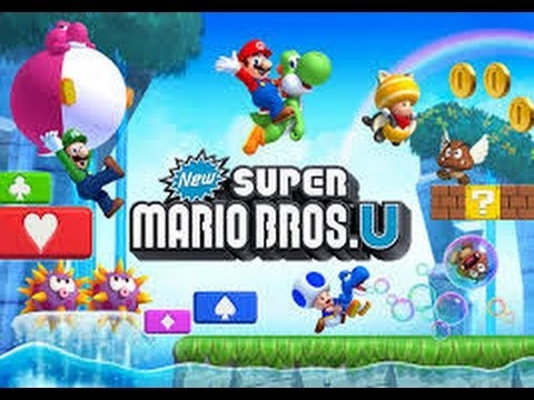 Review New Super Mario Bros U ( Wii U )