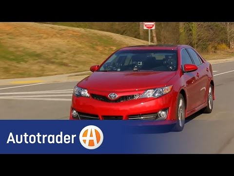 2013 Toyota Camry - Sedan | Totally Tested Review | AutoTrader