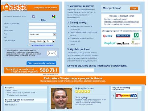 Qassa - Zarabianie W Internecie
