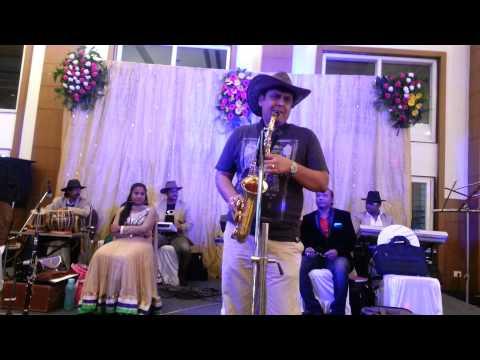 sj prasanna playing kishore kumar song musafir hoon yaaron from...