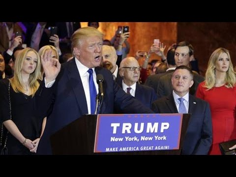 Trump Wins New York, Heads Toward Convention 'Strong'
