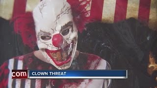 Have creepy clowns made it to Las Vegas?