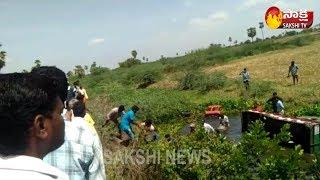 మూసీలో ట్రాక్టర్ బోల్తా.. 15మంది మృతి - netivaarthalu.com