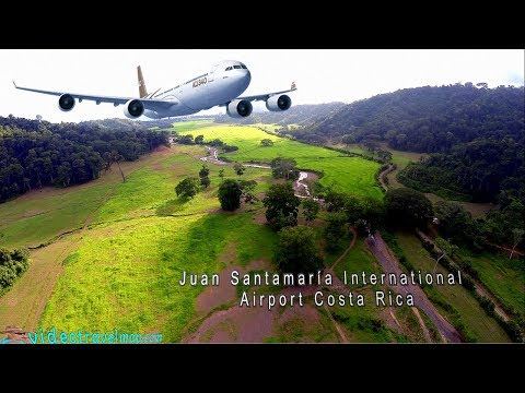 Juan Santamaría International Airport Costa Rica