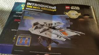 Lego Star Wars May the 4th Mailer with Special Promotions