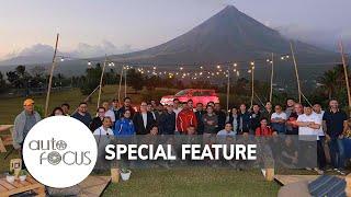 Auto Focus   Special Feature: Nissan Terra Media Drive to Bicol
