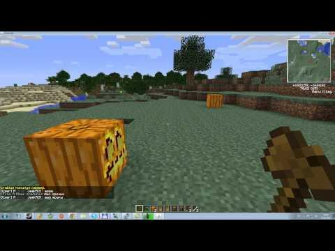 Видео как приватить территорию в Minecraft