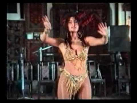 Hot and sexy Turkish belly dancer Neslihan Turan dancing