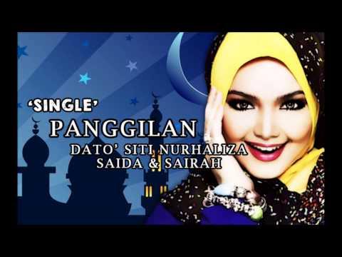 Lagu Raya - Panggilan - Siti Nurhaliza, Saidah & Sairah video