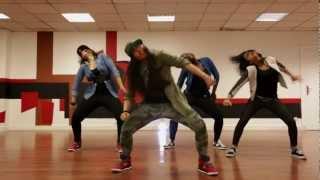 Choreografia Ragga • Sonia S • Cecile - Put it deh •