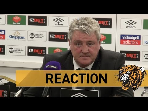 The Tigers v Newcastle United | Reaction With Steve Bruce
