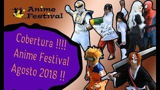 Anime Festival BH, August 2018 !!!