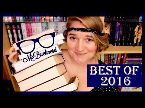 Die BESTEN Bücher 2016 - Top 9 | MsBuchnerd