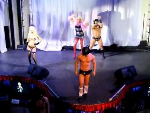 ROMANIAN GO GO BOYS & GIRLS SHOW @ XLARGE CLUB