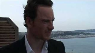 Inglourious Basterds Interview -- Michael Fassbender | Empire Magazine