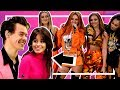 Celebrities REACTING To Little Mix | FAMOUS PEOPLE Talking About Little Mix