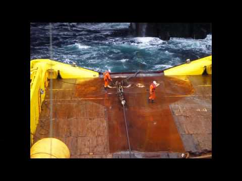 Anchor Handling & Towing Course