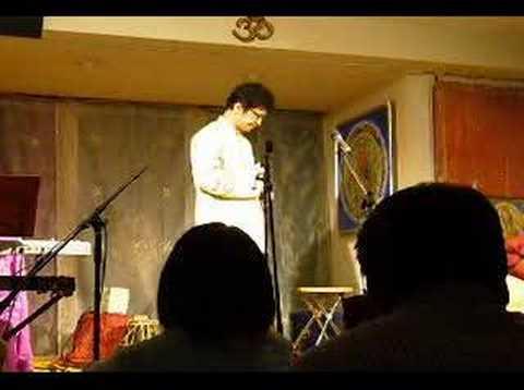 Ghazal: Sharaab Cheez Hi Aisi Hai (japanese singer)