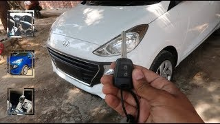 Hyundai SANTRO 2018 detail Video.