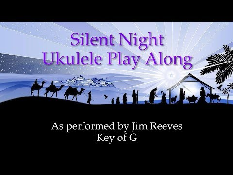Silent Night Ukulele Play Along
