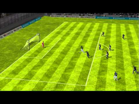 FIFA 14 iPhone/iPad - Central Coast vs. Sydney FC