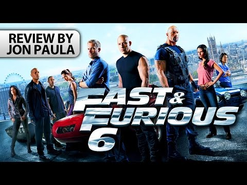 Fast & Furious 6 -- (Updated) Movie Review #JPMN