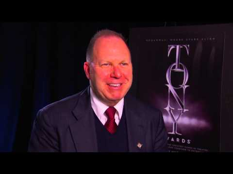 2014 Tony Awards Meet the Nominees: Scott Sanders