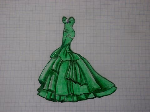 Фото девушка в платье карандашом