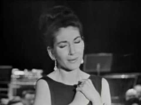 Maria Callas - Ah non credea mirarti