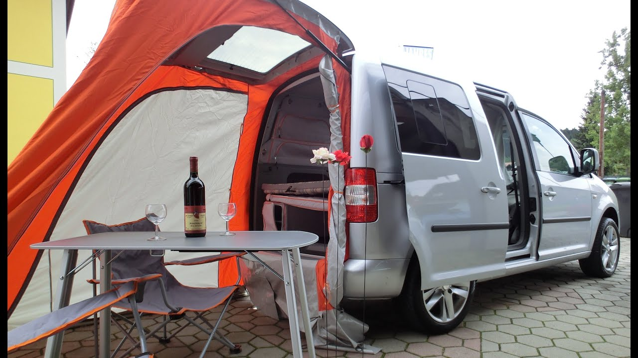 vw caddy life tramper ecofuel youtube. Black Bedroom Furniture Sets. Home Design Ideas