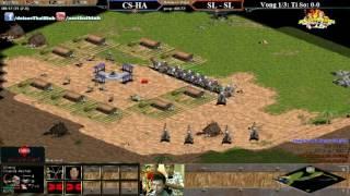 2vs2 Chim Sẻ Đi Nắng, Hồng Anh vs ShenLong, Sơ Luyến Trận 1 2